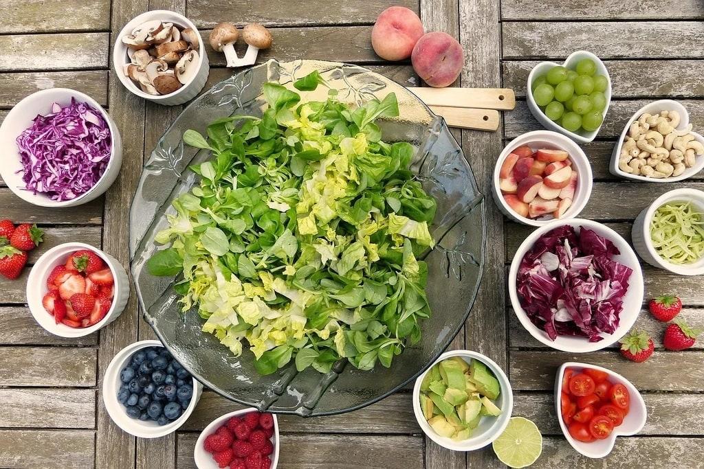 Menu régime : quantités normales pour perdre du poids